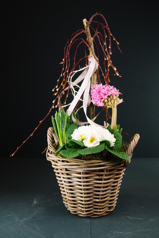 Frühlingskorb
