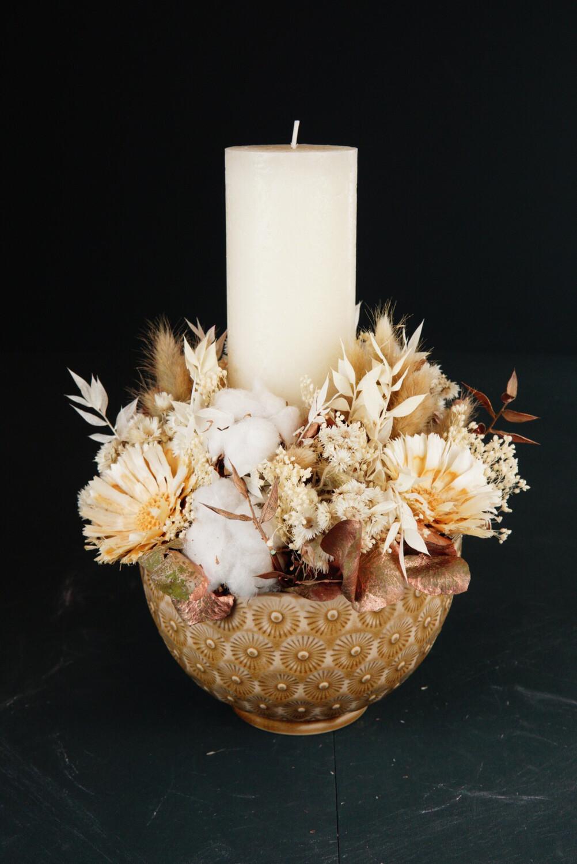 Kerze | Baumwolle