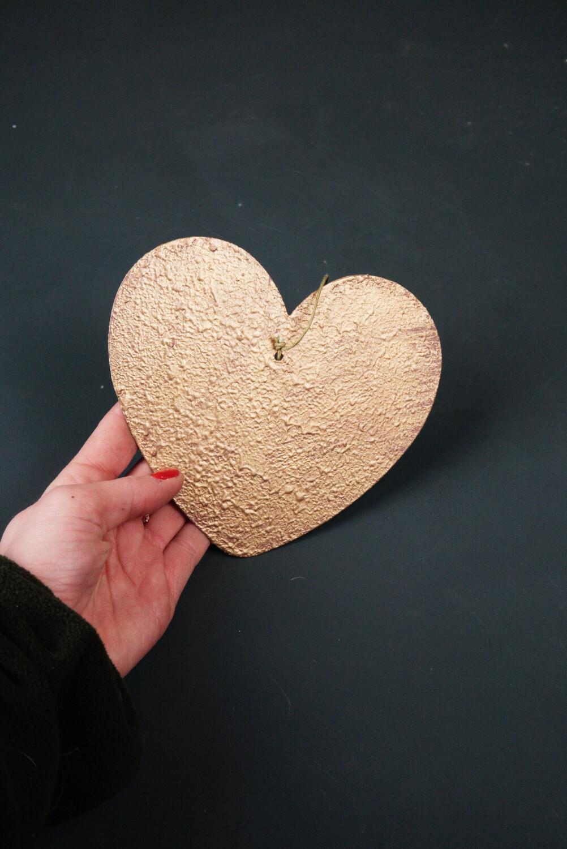 Hänger | Herz | Gold