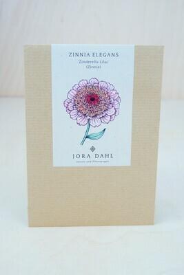 Zinnie 'Zinderella Lilac' | Blumensamen