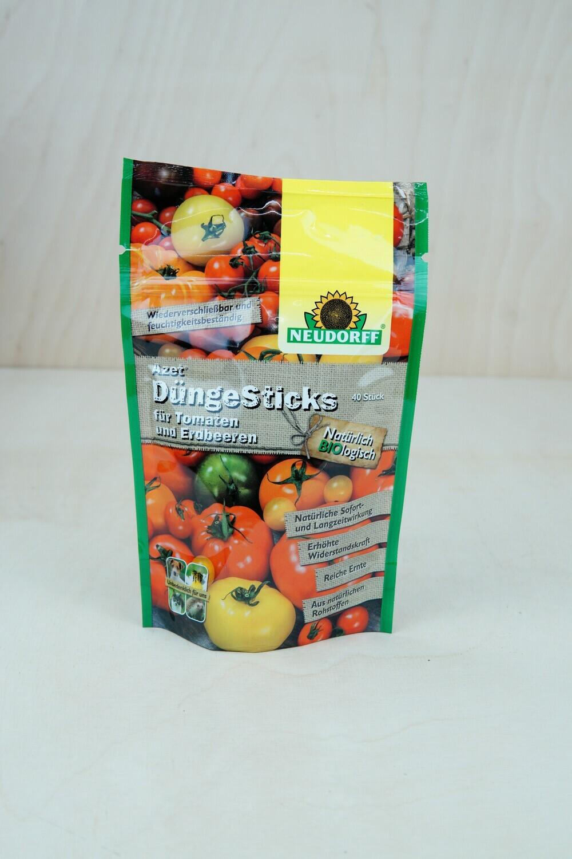 Dünger   Tomaten & Erdbeer   BIO   Neudorff   Sticks