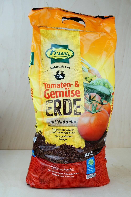 Erde   Tomate & Gemüse   BIO   Frux   18L