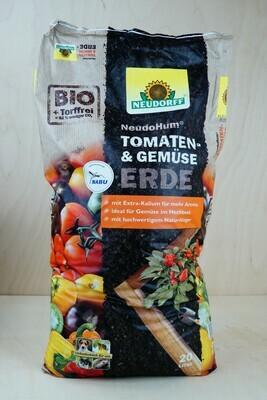 Erde | Gemüse & Tomaten | BIO | Neudorff | ver. Größen