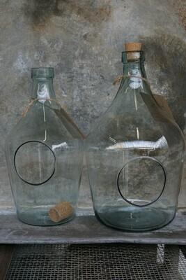 Flasche mit Öffnung | Medium