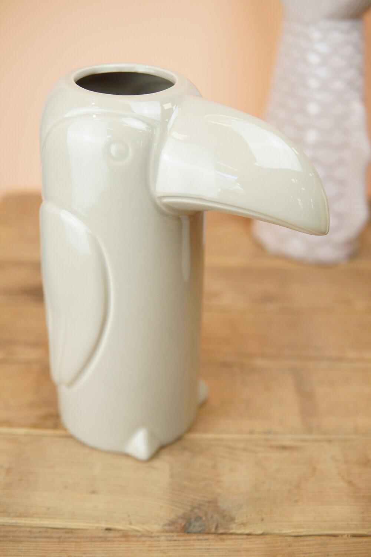 Vase | Pelikan | Beige