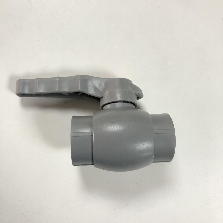 Válvula PPR Plástica