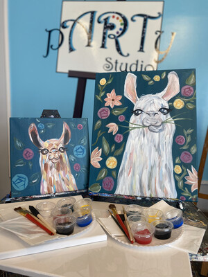 Llama Llama - Mommy & Me Art Kits