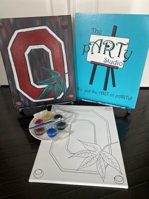 Block O - At Home Art Kit 16x20
