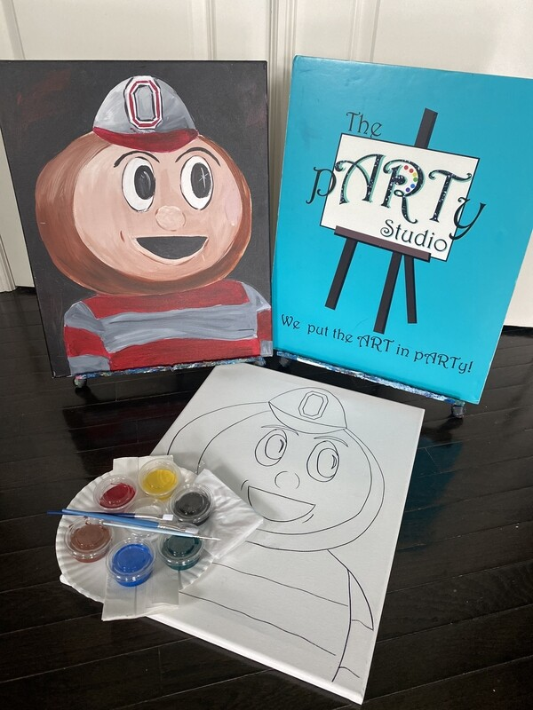 Brutus - At Home Art Kit 16x20
