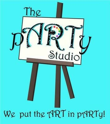 5/22/2021  2:00pm - 5:00pm Private pARTy - Happy Birthday @ The pARTy Studio