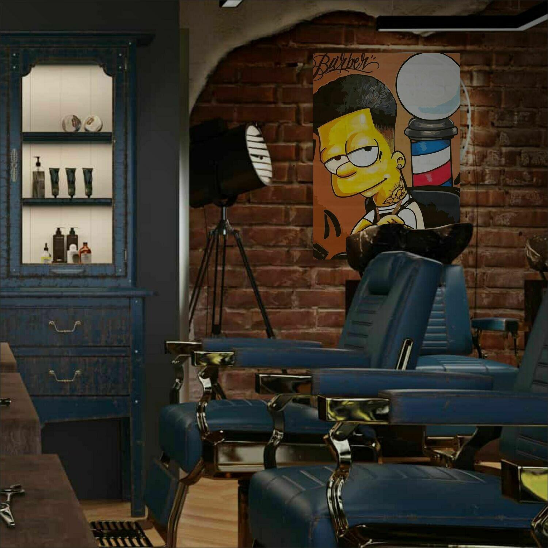 Barber Simpson