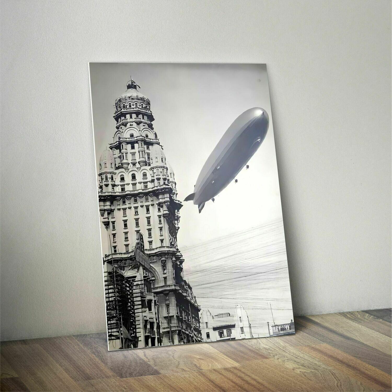 Graf Zeppelin Montevideo