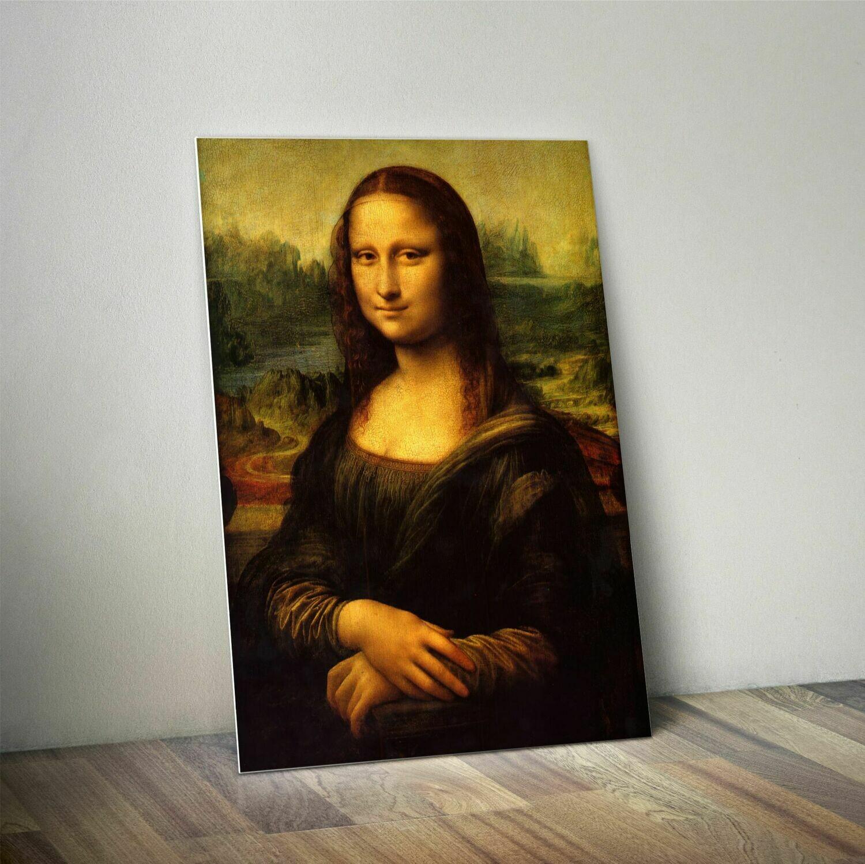 La Mona Lisa - Leonardo da Vinci