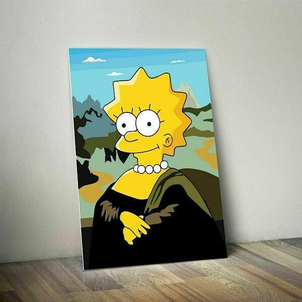Lisa / Simpson