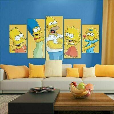 Mural Simpson