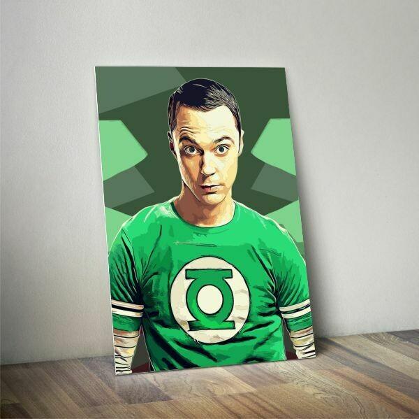 Sheldon Cooper -  The Big Bang Theory