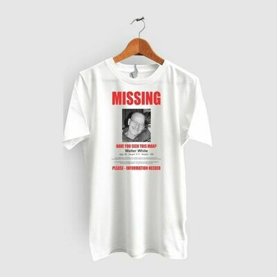 Missing Walter White