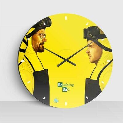 Reloj de Breaking Bad