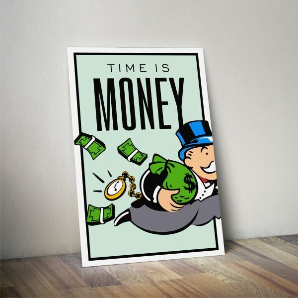Time is Money - Monopoly