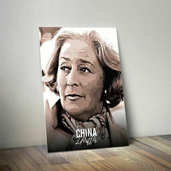 China Zorrilla
