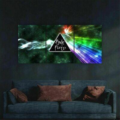 Mural Pink Floyd