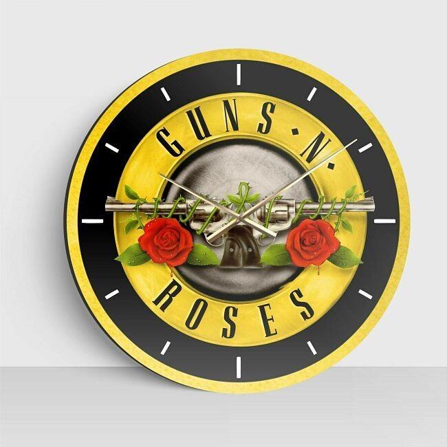 Reloj de Guns N' Roses