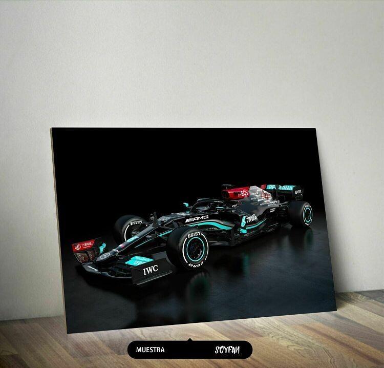 Mercedes AMG F 2021