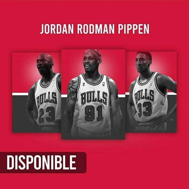 Jordan Pippen Rodman