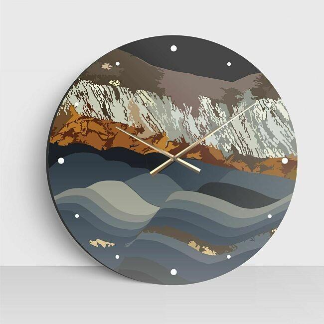 Reloj de Pintura