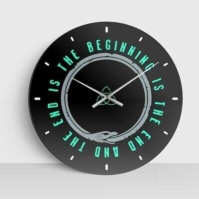 Reloj de Dark