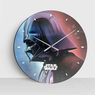 Reloj de Darth Vader