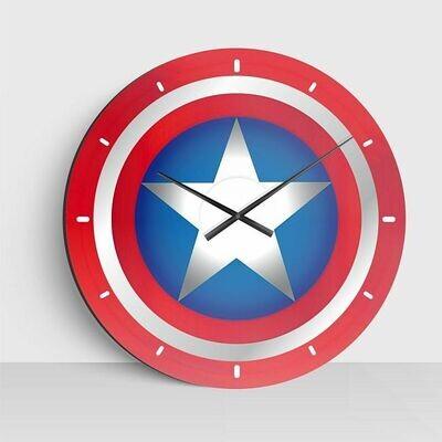 Reloj de Capitan America