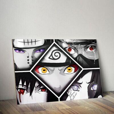 Naruto Ojos