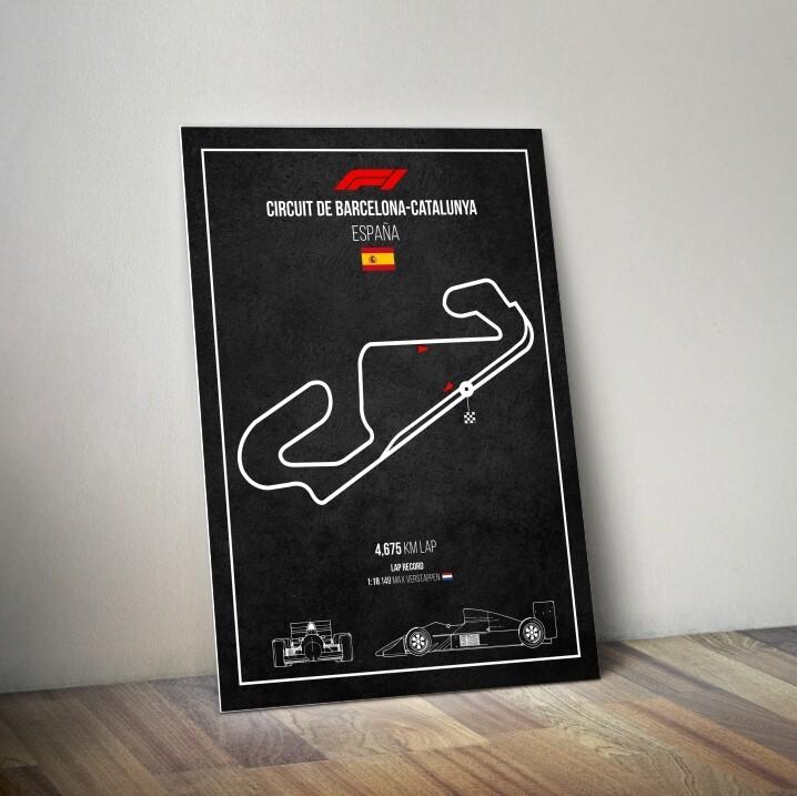 F1 Circuito de Barcelona-Catalunya