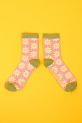 Daisy Ankle Socks