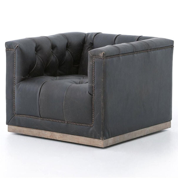 Maxx Distressed Кресло для офиса