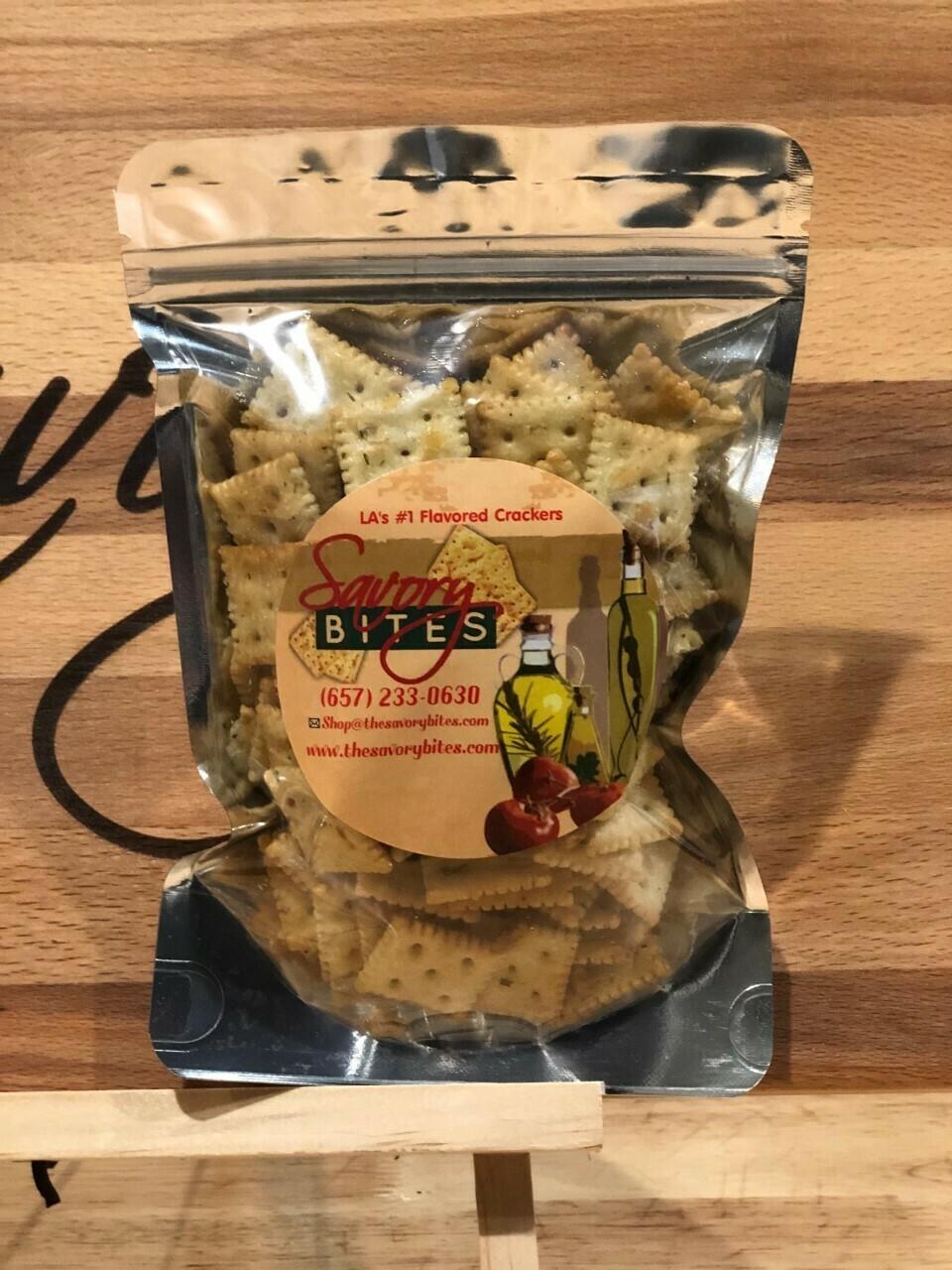Savory Minis  (85 -90 Crackers)