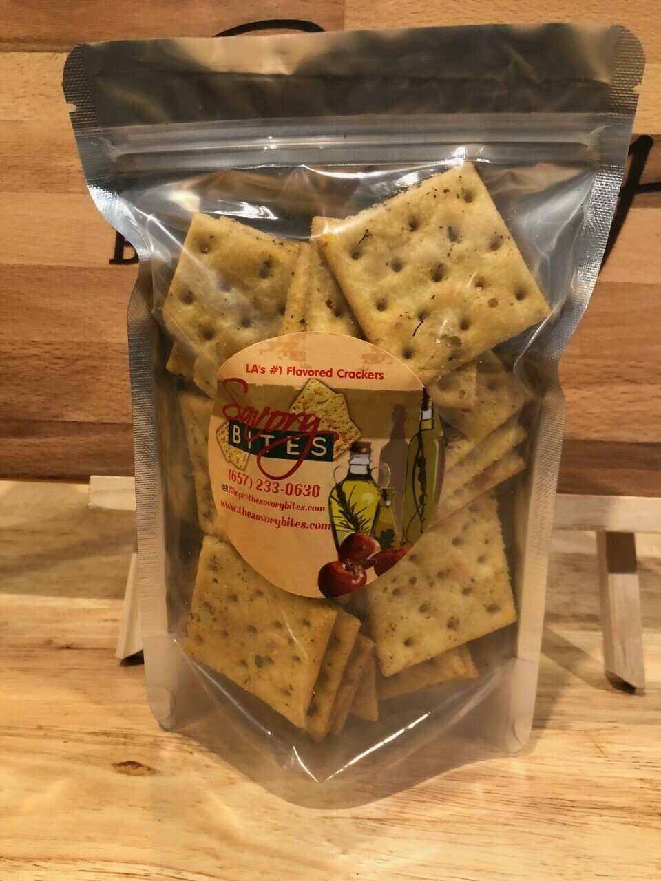 Snack Pack (30 - 35 Crackers)