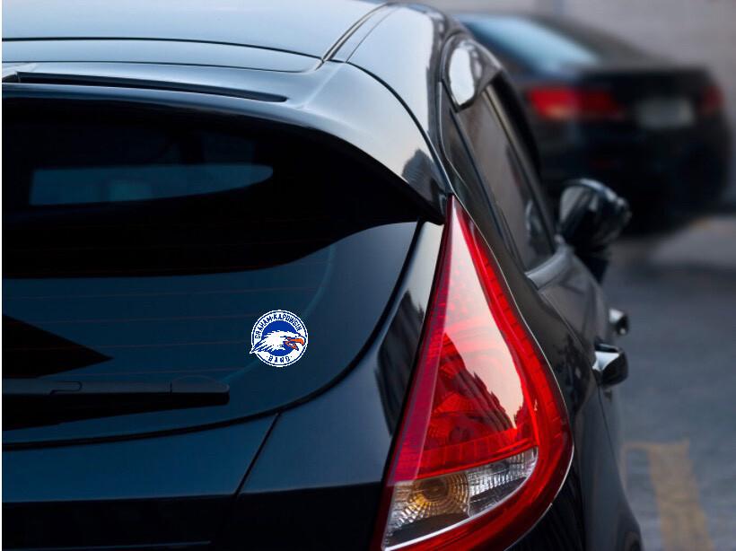 """5"""" Vehicle Sticker"""