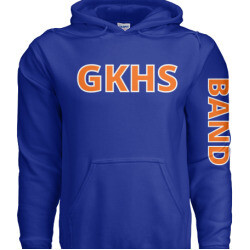 LIMITED EDITION GKHS BAND HOODIE