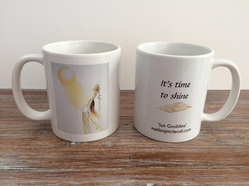 Sun Goddess Mug
