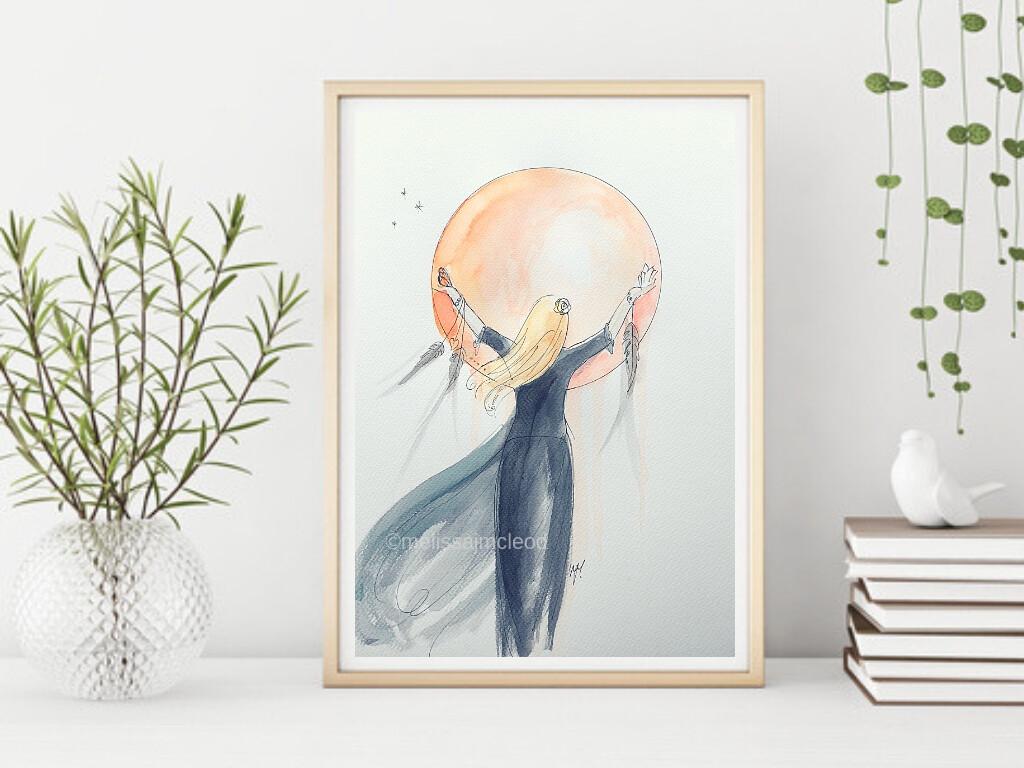 Moon Goddess (Blonde)