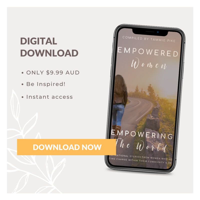 Digital Download of book Empowered Women Empowering The World