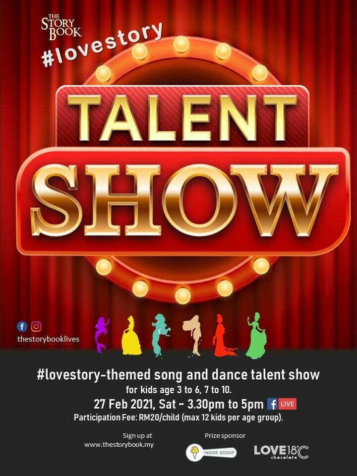 #lovestory Talent Show