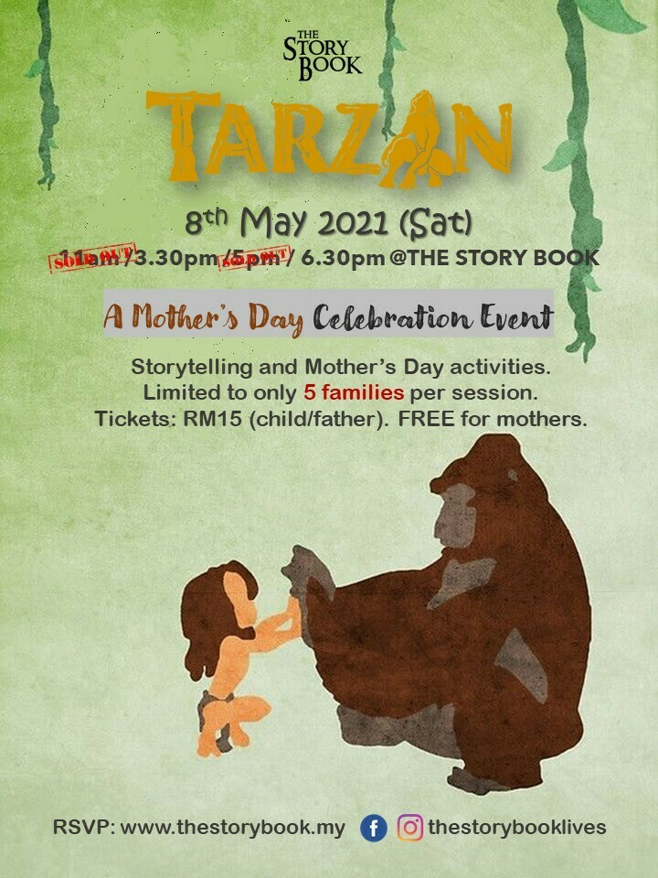 Tarzan - A Mother's Day Event