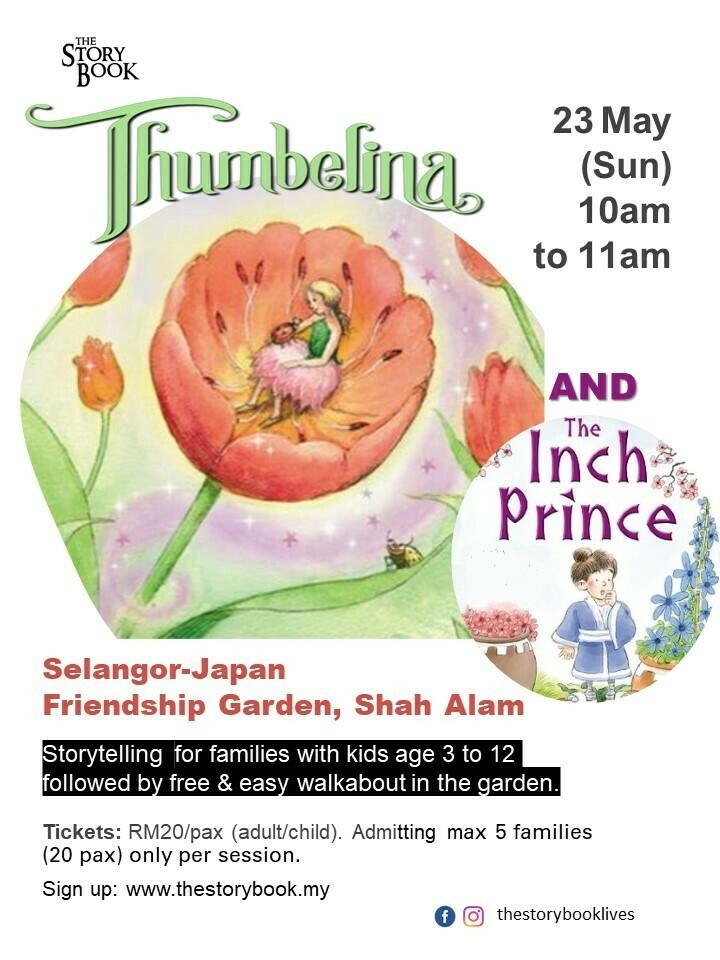Thumbelina & The Inch Prince