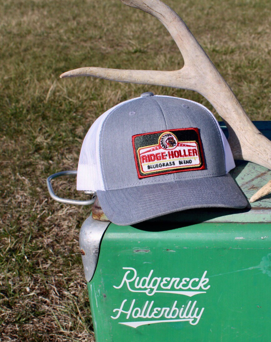 Ridgeneck Sticker