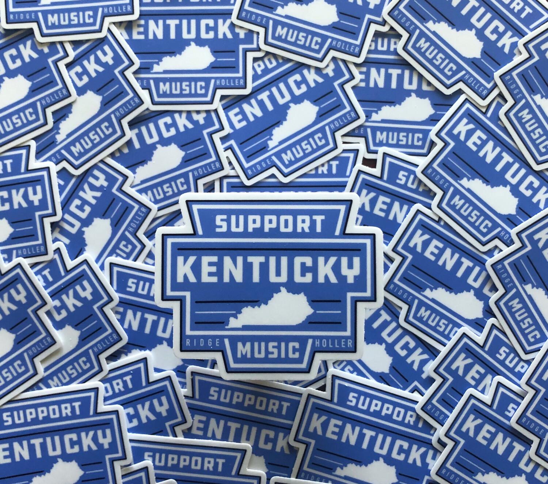 Support Ky Music Sticker