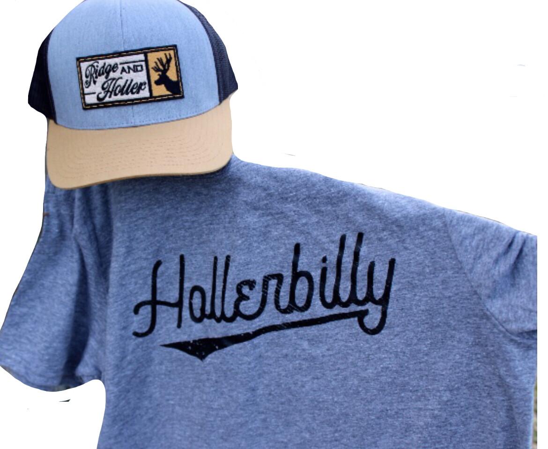 Hollerbilly Tee