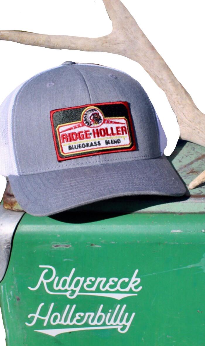 Hollerbilly Sticker